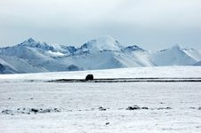 Free The Snow Land In Tibet Stock Images - 5349114
