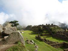 Free Machu Picchu Stock Image - 5349681