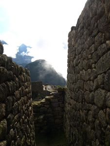 Free Machu Picchu Stock Photos - 5349683