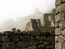 Free Machu Picchu Royalty Free Stock Photo - 5349685