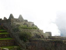 Free Machu Picchu Royalty Free Stock Photography - 5349687