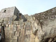 Free Machu Picchu Royalty Free Stock Image - 5349696