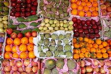 Free Fruit Counter On The East Bazaar Stock Photo - 5349720