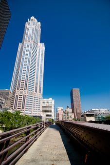 Free Entering To The City Royalty Free Stock Image - 5349866