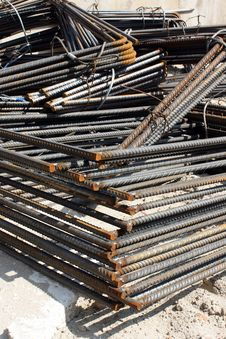 Free Steel Bars Stock Photo - 5349920