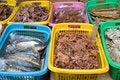 Free Dry Fish Royalty Free Stock Photo - 5350595
