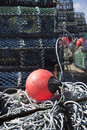 Free Lobster Pots Stock Photos - 5357893