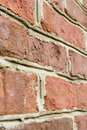 Free Aged Red Brick Wall Stock Photography - 5358742