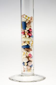 Free Pills Stock Images - 5350824
