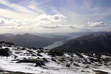 Free Scottish Mountain Royalty Free Stock Image - 5351016