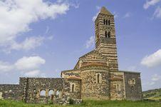 Free Saccargia Church Stock Photography - 5351672