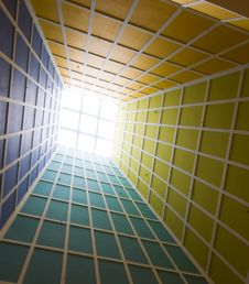 Skylight Royalty Free Stock Image