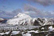 Free Scottish Mountain Royalty Free Stock Image - 5352006