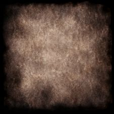 Free Old Paper With Burned Edges Stock Image - 5352081