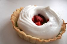 Free Strawberry Pastry Stock Photo - 5352930