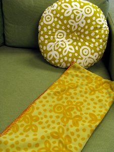 Free Sofa Cloth Royalty Free Stock Images - 5354229