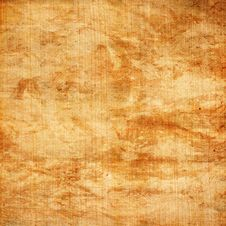 Free Old Paper Background Royalty Free Stock Photo - 5354565