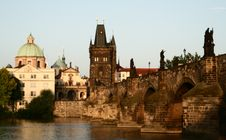 Free Charles Bridge Stock Photography - 5354602