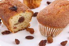 Free Raisins Cakes Stock Images - 5355164