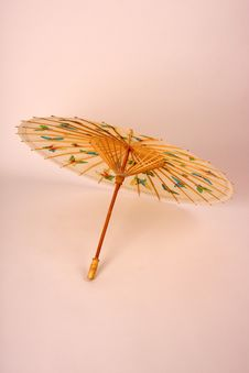 Japanese Umbrella Stock Photos