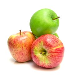 Free Ripe Juicy Apples Stock Images - 5355524