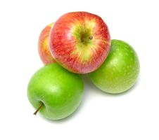 Free Ripe Juicy Apples 4 Stock Images - 5355644