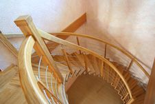 Free Staircase Royalty Free Stock Photos - 5355808