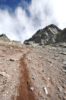 Free Mount Washington Trail Stock Images - 5356144