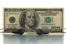 Free Music Money Stock Photo - 5356250