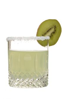 Free Kiwi Cocktail Royalty Free Stock Photography - 5356717