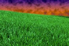 Free Stormy Sky Stock Photography - 5357092