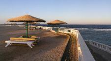 Free Hotel Beach Royalty Free Stock Image - 5357366