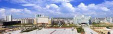 Free Plaza Royalty Free Stock Image - 5357856