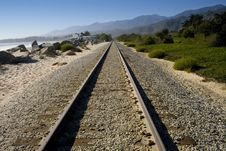 Free Railroad Track Stock Photos - 5358653
