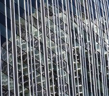 Free High Rise Reflections Stock Photos - 5359163
