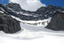 Free Cascade Mountain Stock Image - 5359661
