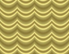Free Golden Wavy 2 Stock Photo - 5359680