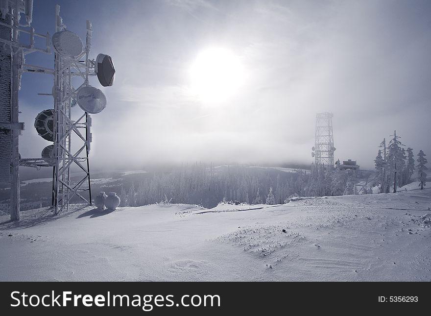 Santiam Weather Station