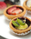 Free Dessert And Refreshments Tart Royalty Free Stock Image - 5360716