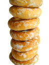 Free Close Up. Isolated Bagels. Royalty Free Stock Photography - 5362077