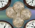 Free Clock & Money Stock Photos - 5362883