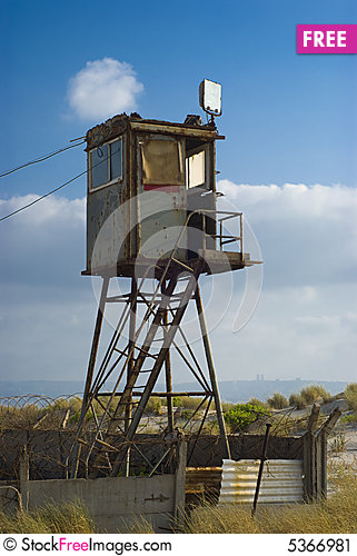 Free Old Watch-tower Stock Image - 5366981