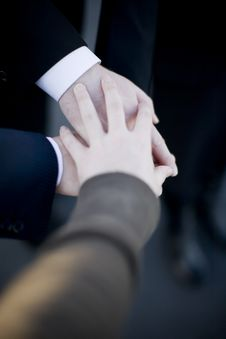 Free Business Hands Stock Photos - 5360133