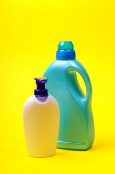 Free Cleaning Supplies Royalty Free Stock Photo - 5360145