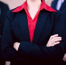 Free Businesswoman Royalty Free Stock Photography - 5360157