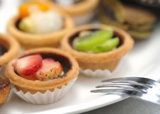 Free Dessert And Refreshments Tart Royalty Free Stock Photos - 5360808