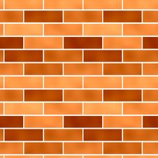Free Brickwall 1 Royalty Free Stock Image - 5360936
