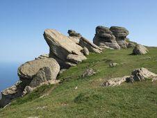Free Crimean Mountains Stock Image - 5361511
