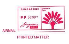 Free Singapore Postage Stock Photo - 5361810