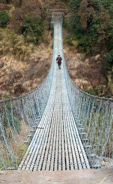 Free Bridge Stock Image - 5362081